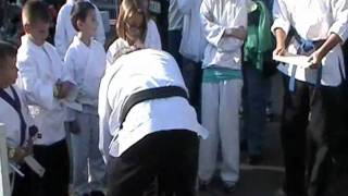 Lancaster PAL - Karate Demo