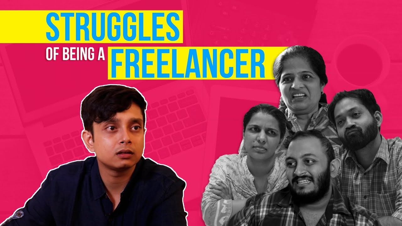 Struggles Of Being A Freelancer | Feat. Shayan | BuzzFeed India