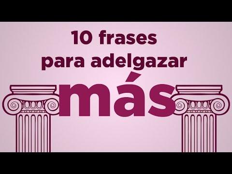 10 frases para adelgazar más |APERDERPESO.COM