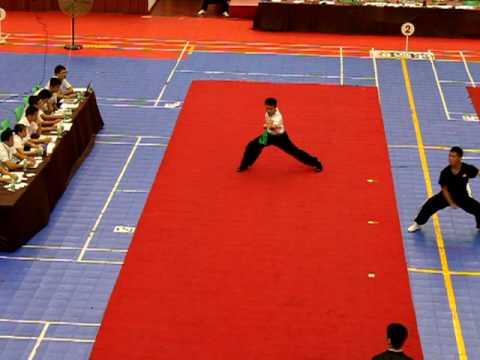 Hung Ga Kung Fu in Guandong China Ken Wong(New York)