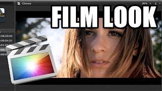Final Cut Pro X - #53: Efecto cinematográfico