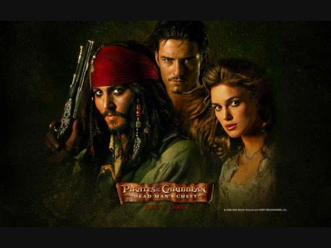 Pirates of the Caribbean  the medallion calls