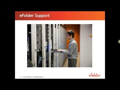 eFolder Expert Series Webinar - Quick Tips for Interacting with Technical Support