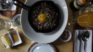 NY CHOW Report - Sisig at Maharlika