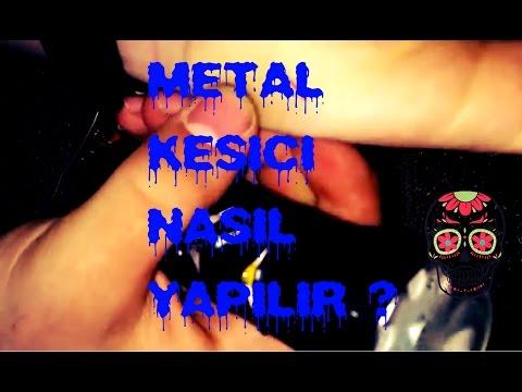 Metal Kesici Nasıl Yapılır(HOW TO MAKE MİNİ DREMEL)