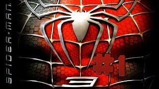 Spider-Man 3 - Walkthrough - Part 1 (PC) [HD]