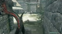 Skyrim: Saving Roggvir from Execution in Solitude