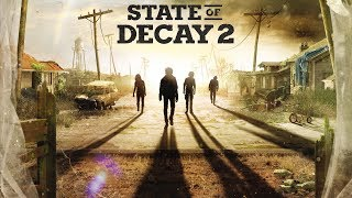 State of Decay 2 with fps counter, setting graphic while playing,gtx960 2gb,i7-3770,8gb ram(PC)[HD]