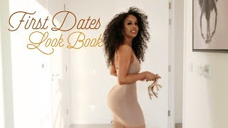 FIRST DATE LOOK BOOK
