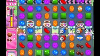 Candy Crush Saga - level 962 (3 star, No boosters)