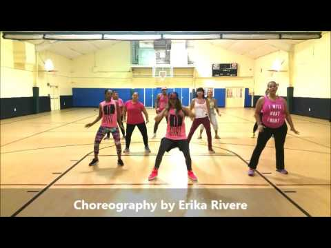 Ginza by J Balvin - Zumba Fitness with Erika Rivere