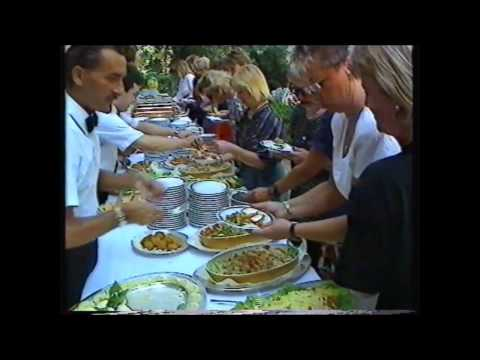1989: One Of The First Video In The History Of Grand Hotel & La Pace