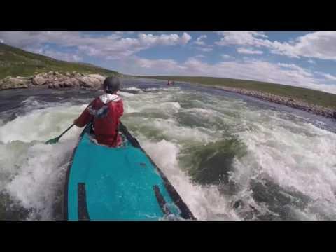 Hood River, Nunavut 2016 - Camp Hurontario