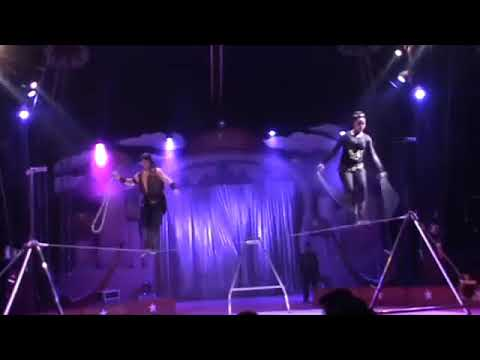 Entertainment Acts - Duo Tonitos - High wire