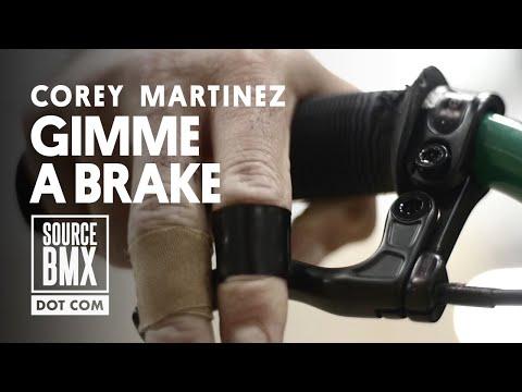 COREY MARTINEZ - GIMME A BRAKE