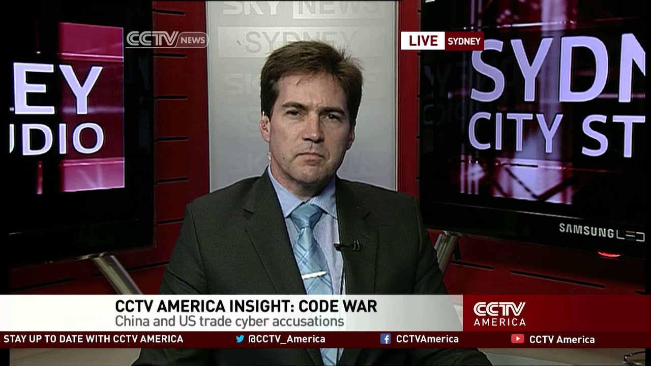 Interview with Craig Wright on code war