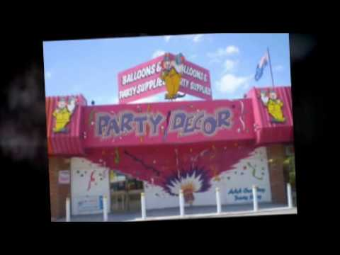 Party Decor Party Supplies Shop