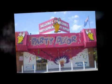 Party Decor Party Supplies Shop