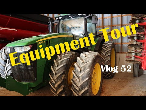 Equipment Tour (2019) | Vlog 52