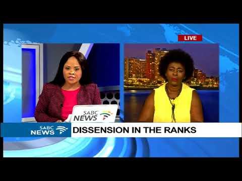 Makhosi Khoza's newly formed party embattled