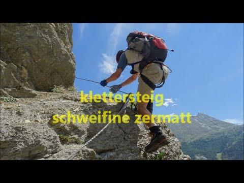Klettersteig Zermatt : Die schönsten klettersteige in visp