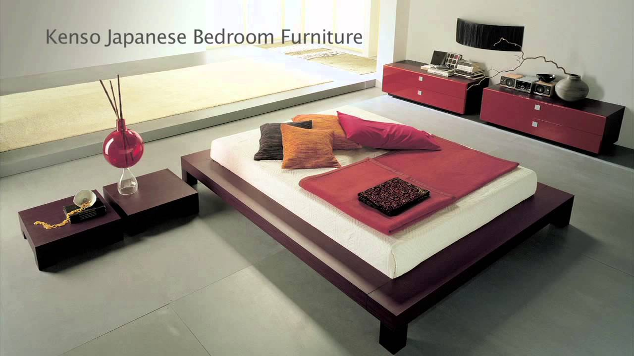 Zen Modern Lifestyle Japanese Furniture Design - YouTube