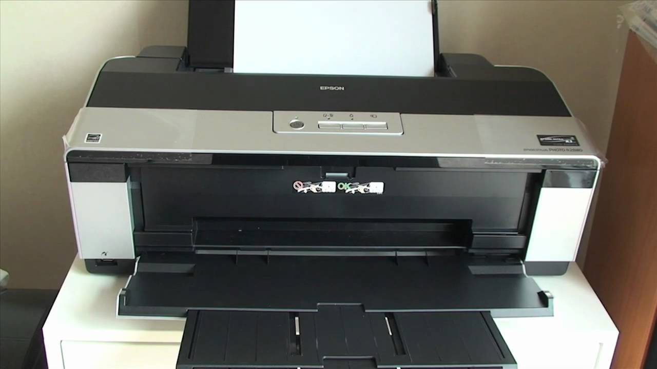 Epson Stylus Photo R2880 Printer Windows 7