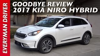 Goodbye Review: 2017 Kia Niro Hybrid on Everyman Driver