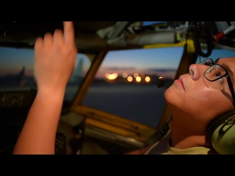 KC-135 Maintenance – Electrical And Environment Systems Specialists