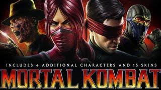 Mortal Kombat Komplete Edition. Оторваться невозможно!