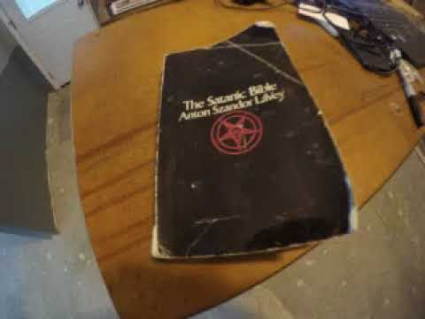 The Satanic Bible: FULL AUDIOBOOK