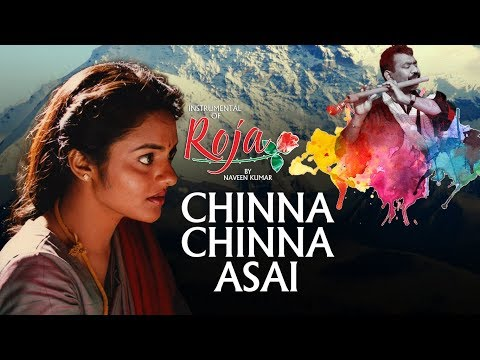 Chinna Chinna Asai Instrumental || A.R.Rahman || Instrumental Recreation of Roja By Naveen Kumar
