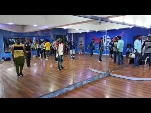 #etv D10 dance practice shekar master entry.  Syed mazhar