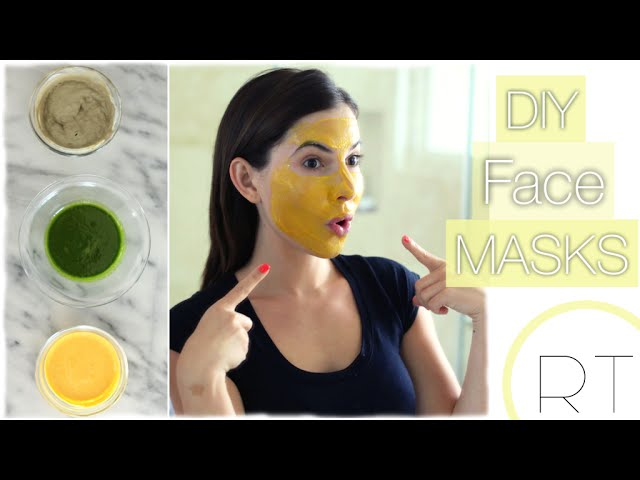 4 diy face masks made with only 4 ingredients tiphero solutioingenieria Choice Image