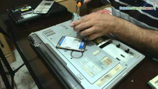 Hard Drive Data Recovery: Restore data from crashed Laptop hard drive