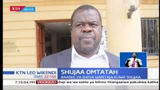 Mwanaharakati Okiya Omutata ndiye shujaa wa Wakenya wengi