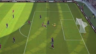 Pes Mobile 2019 / Pro Evolution Soccer / Android Gameplay #11