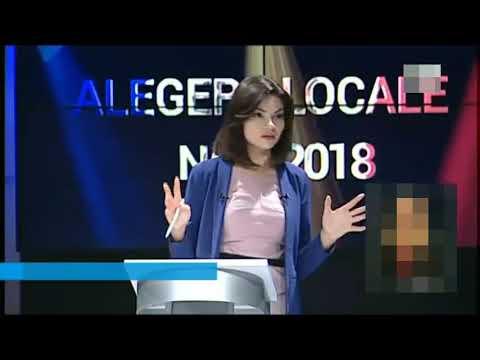 Dezbatere electorală candidaţii la primăria Chişinău-Codreanu,Can,Nastase14 mai