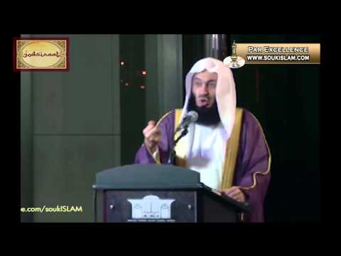 Companions of Prophet(sal)-19 Anas Ibn Malik & Saeed Ibn Aamir (RA), by Mufti Menk
