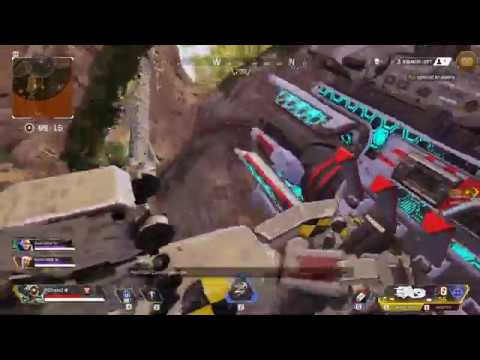 Highlight: #ApexLegends First Armed and Dangerous Evolved game resulted in a win |