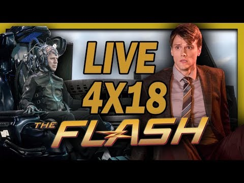 The Flash 4x18 - LIVE TIME TITANS