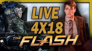 The Flash 4x18 - LIVE TIME TITANS