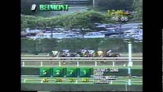 Yank's Music - John Velazquez - Beldame Stakes 1996