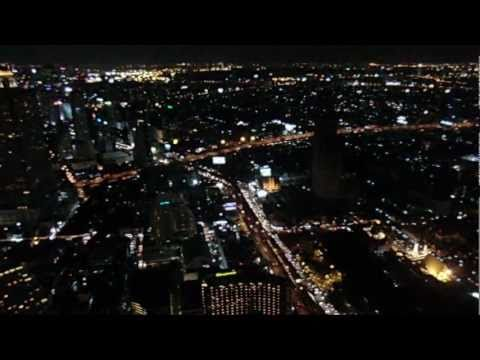 My Small Project - The River - Lost in Las Vegas : Bangkok : Skyline : Secco : Civil : Engineering