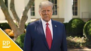 Trump verspricht kostenlose Covid-Behandlung mit Antikörper-Mitteln