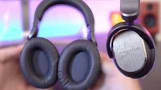 Video $100 Bluetooth Active Noise Canceling Headphones: Worth It? download MP3, 3GP, MP4, WEBM, AVI, FLV Juli 2018