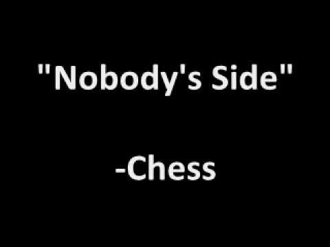 """Nobody's Side"" from Chess karaoke/instrumental"