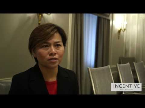 15th Annual Industry Roundtable: Singapore Tourism Board's Michele Lee