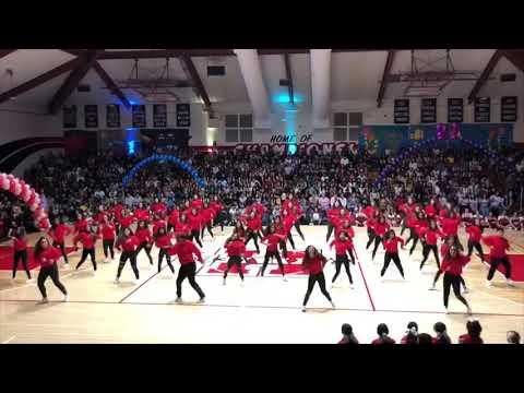 Ritmo Latino SBHS kick off Rally 2018