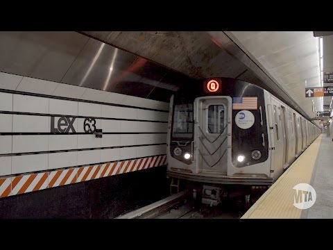 ducing the Second Avenue Subway